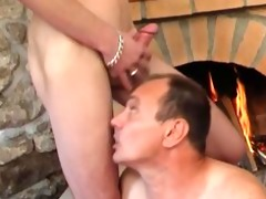mad old stud receives plowed by young hunk