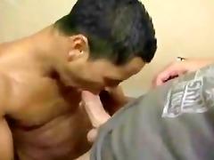 dan fisk enjoys a juvenile boy raw