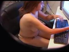 daughter caught nude on spycam