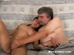 italian daddy bonks young daughter