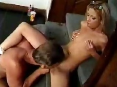 college cutie drilled by step daddy