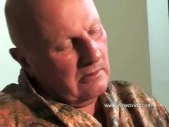 grandfather fucking his pleasing hot dark brown