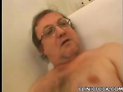 horny nurse suck penis