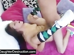 monster teen throat destruction