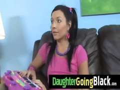 watch my juvenile girl going black 4