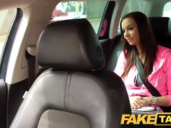 faketaxi college girl with large natural bra
