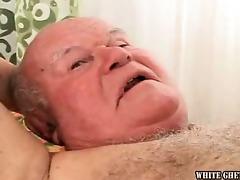 grandpa t live without sex cream pie #03