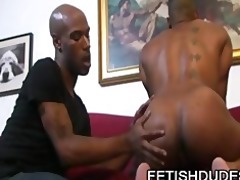 kamrun and cuba santos - black on darksome fetish