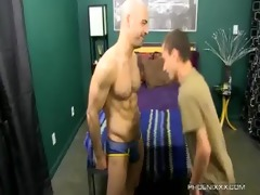 pleasing dad and horny son fuck with adam russo