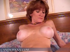 hot mother getting cock to suck and fuck