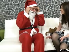 svetlana and her sexy young male ally sit