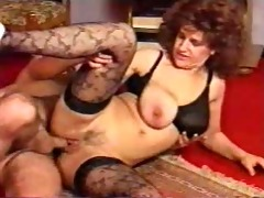 older chicks younger lads creampie