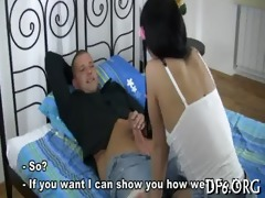 1st time for real porn