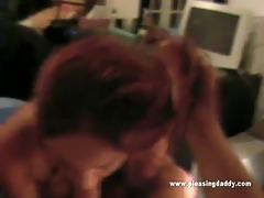 redhead veronica lee mack on jesses schlong
