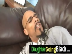 watch my daughter going black 17