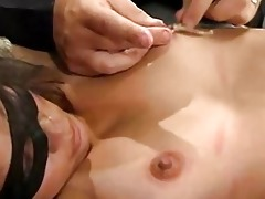 bamboos sister in bdsm session intense orgasms