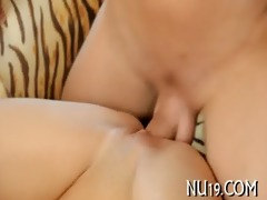 beauty acquires screwed in doggie