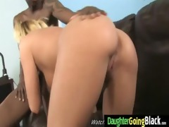 young daughter with fine a-hole screwed by a