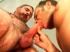 unzipped daddy\&#039 s guys - hardcore sex