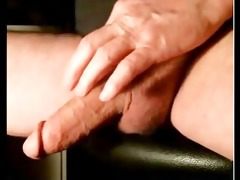 big pecker daddy discharges his load