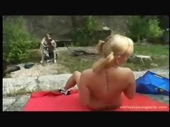 a horny fishing trip