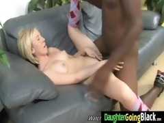 large darksome cock monster fucks my daughters