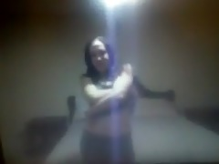 sister in law touching herself