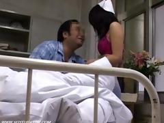 blameless nurse receives fucked by ward patient