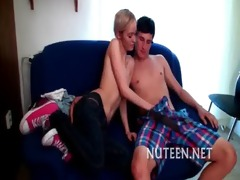 couple is having nice sex