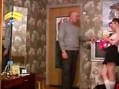 daughter says fuck my hard dad !