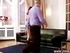 mature chap fingers younger girl