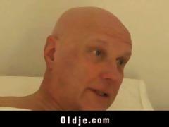 olg chap receives peculiar treatment
