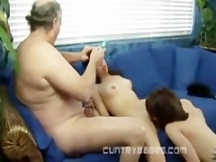 dezs st time threeway with gary lee and lacie