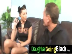 watch my daughter drilled by a dark dude 7
