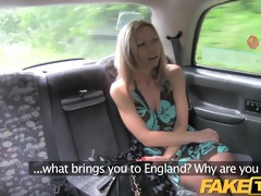 faketaxi golden-haired polish babe with hot body