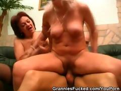 fucking grannies